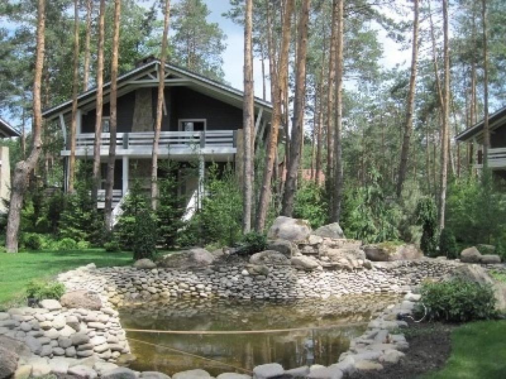 Продажа шале в загородном клубе в Романкове - АН Стольный Град фото 6