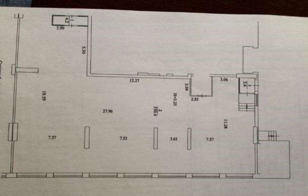 Продажа нежилого помещения на первом этаже Лукьяновка - АН Стольный Град фото 9