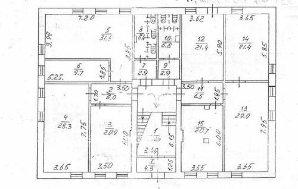 Продажа здания под реконструкцию в центре - АН Стольный Град фото 4