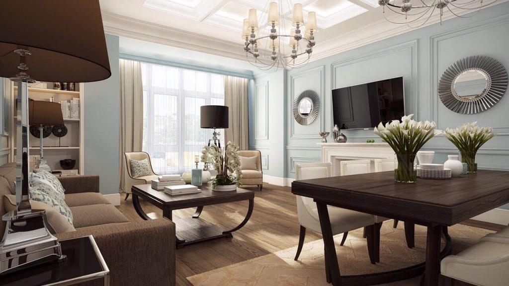Аренда VIP апартаментов в клубном доме - АН Стольный Град фото 1
