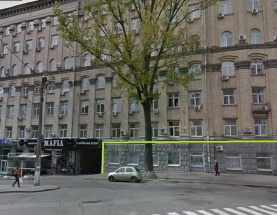 Аренда нежилого фасадного помещения на 1 этаже. Шевченковский центр фото 1