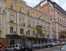 Продам квартиру на Прорезной. Тихий центр.