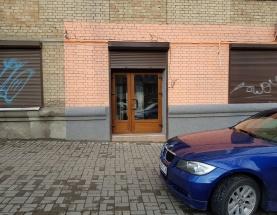 Продам нежилое помещение. Фасад, отдельный вход. Бастионная.