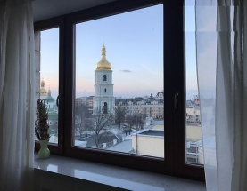 Квартира на Ирининской с видом на Софиевскую площадь фото 1