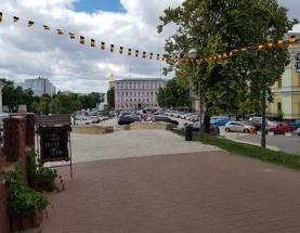 Аренда готового кафе на Михайловской площади с летней площадкой фото 1