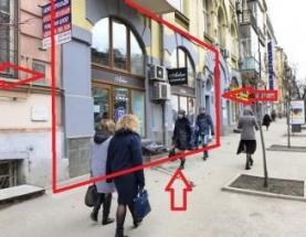 Аренда фасадного помещения Львовская площадь - АН Стольный Град фото 1