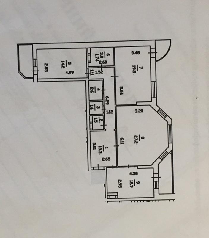 Продажа 3-к квартиры на Левобережной - АН Стольный Град фото 15