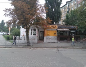 Магазин/кафе Караваевы дачи