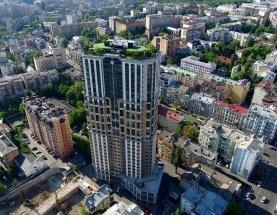 Продажа видовой квартиры в центре Саксаганского 37к - АН Стольный Град фото 1