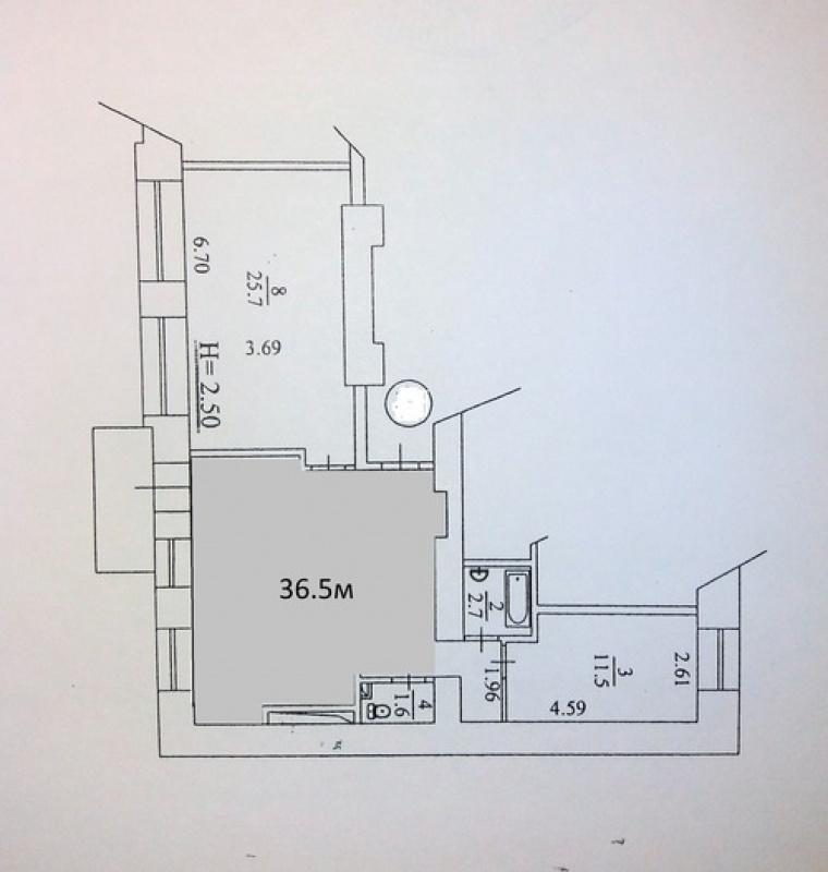 Продам 3-к квартиру на Шота Руставели - АН Стольный Град фото 15