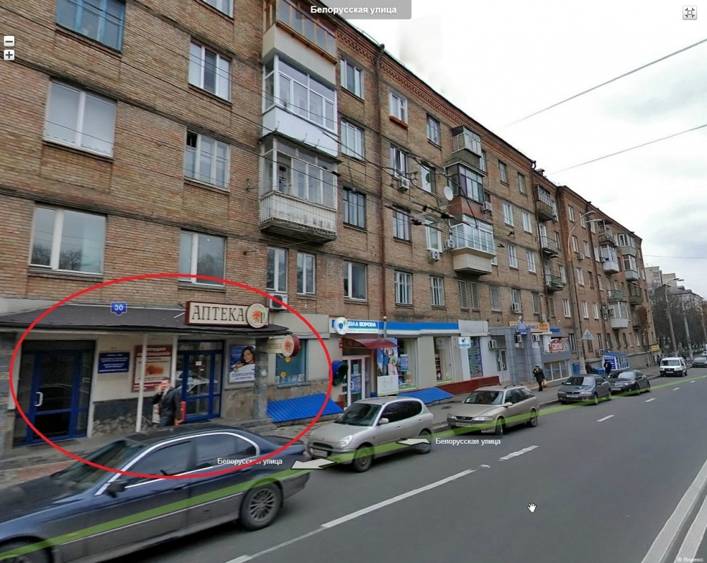 Продажа нежилое помещения на 1-м этаже ул. Белорусская - АН Стольный Град фото 1