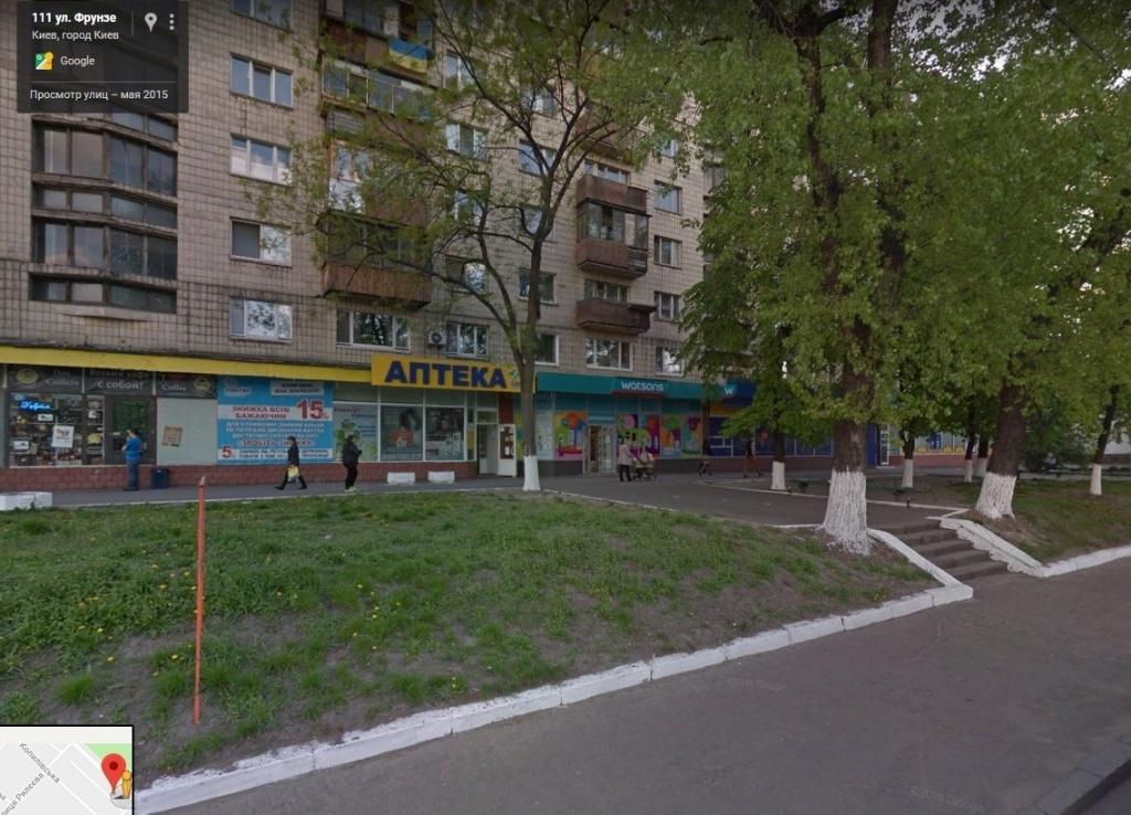 Продажа фасадного помещения на Куреневке - АН Стольный Град фото 1