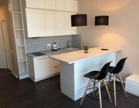 Аренда 1-к квартиры-студио в новом ЖК Метрополия фото 1