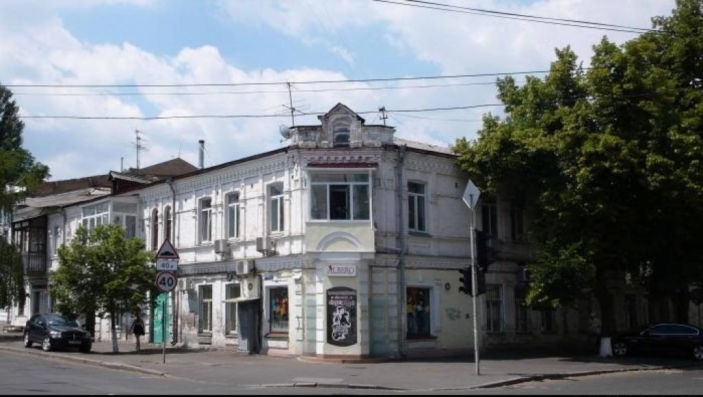 Продажа фасадное нежилое помещение на Подоле - АН Стольный Град фото 1
