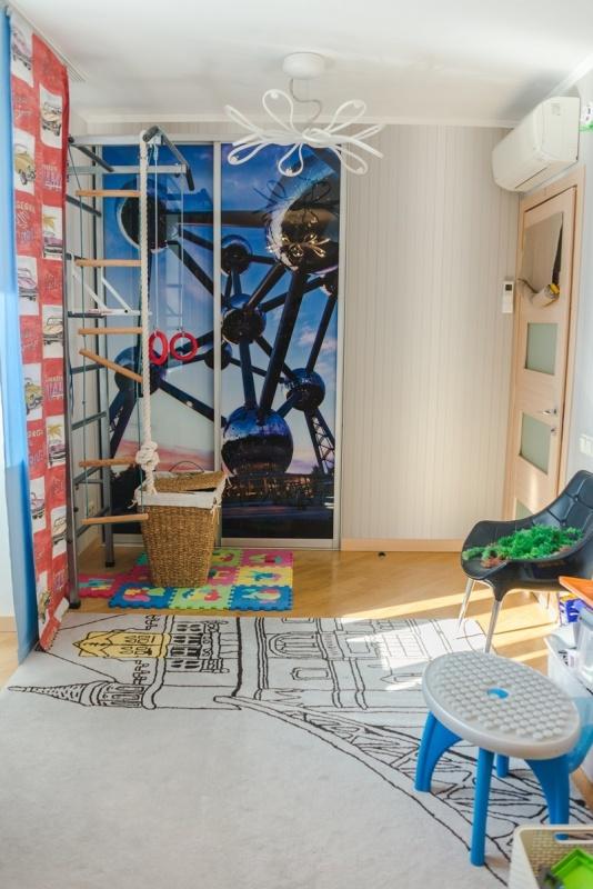 Аренда 4-к квартиры в центре Киева, ул.Деловая 2б - АН Стольный Град фото 14