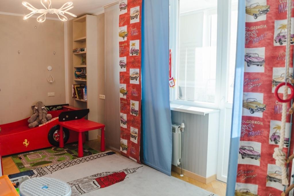 Аренда 4-к квартиры в центре Киева, ул.Деловая 2б - АН Стольный Град фото 15