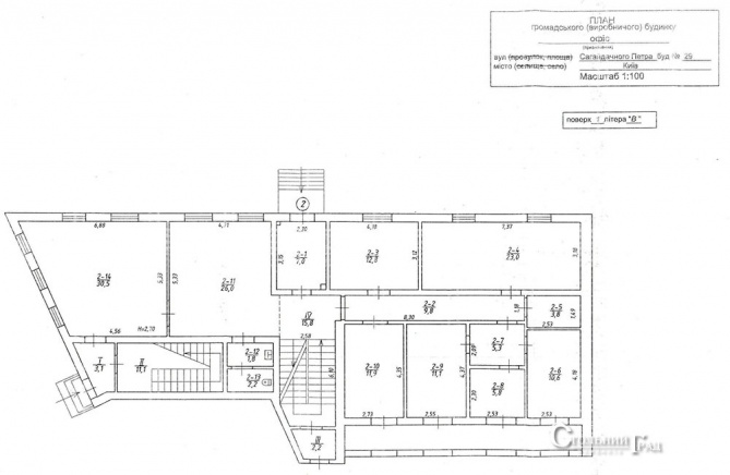 Аренда здания 790 кв.м в историческом месте на Подоле - АН Стольный Град фото 27
