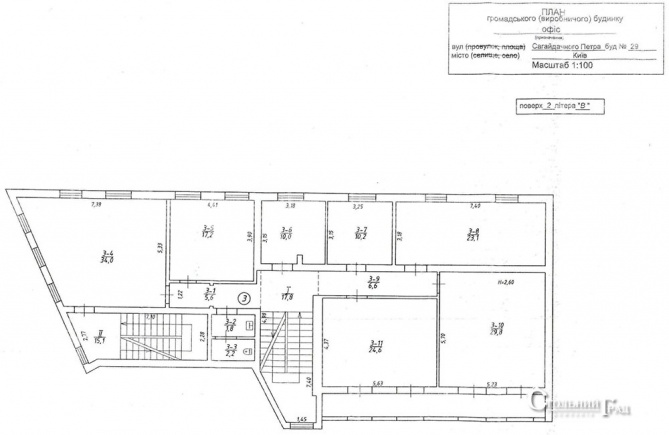 Аренда здания 790 кв.м в историческом месте на Подоле - АН Стольный Град фото 26