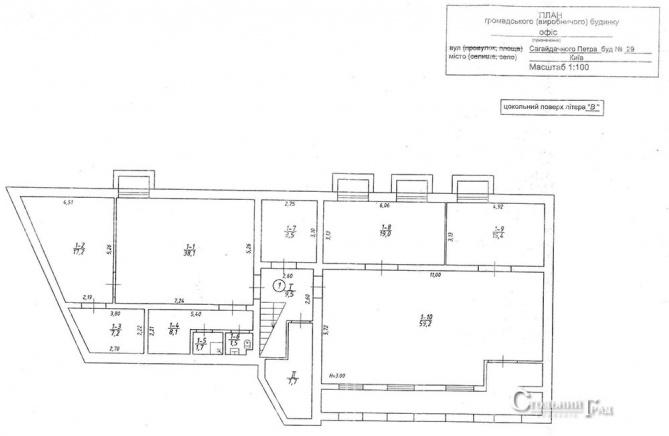 Аренда здания 790 кв.м в историческом месте на Подоле - АН Стольный Град фото 25