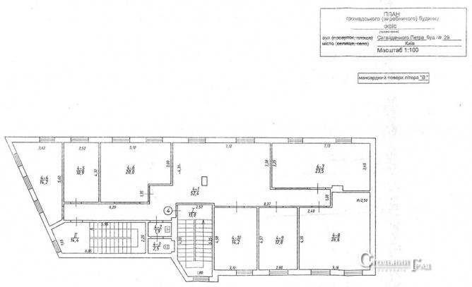 Аренда здания 790 кв.м в историческом месте на Подоле - АН Стольный Град фото 24