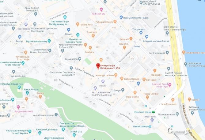 Аренда здания 790 кв.м в историческом месте на Подоле - АН Стольный Град фото 28