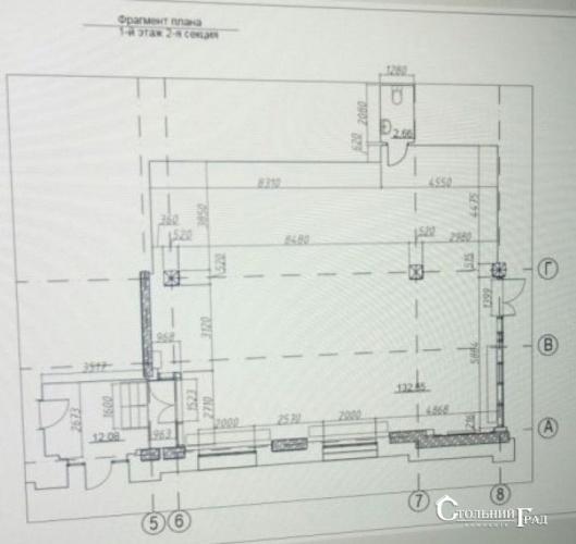 Оренда фасадного нежитлового приміщення 147 кв.м на Подолі - АН Стольний Град фото 4