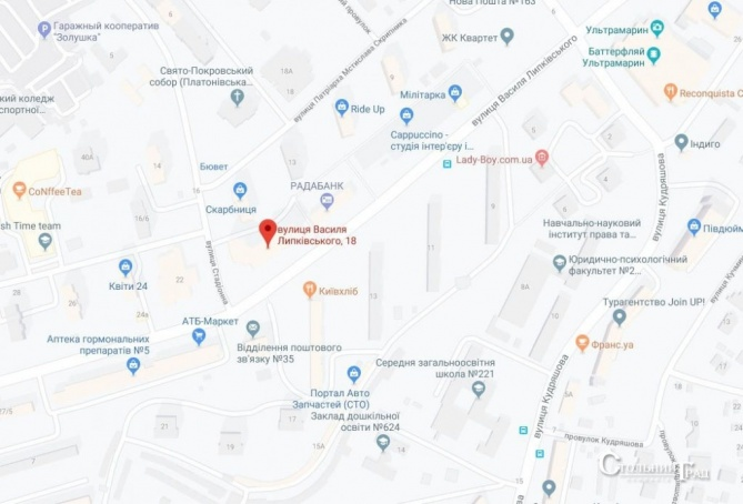 Продажа просторной 4-к квартиры в новом доме на Соломенке - АН Стольный Град фото 4