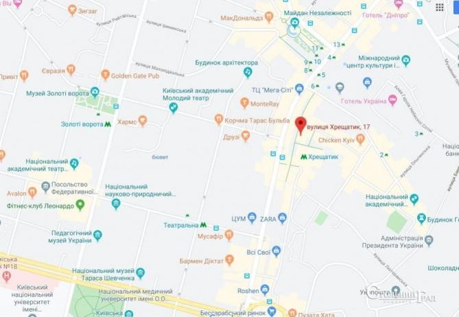 Продажа уникальной 2-к квартиры ул.Крещатик 17 - АН Стольный Град фото 14
