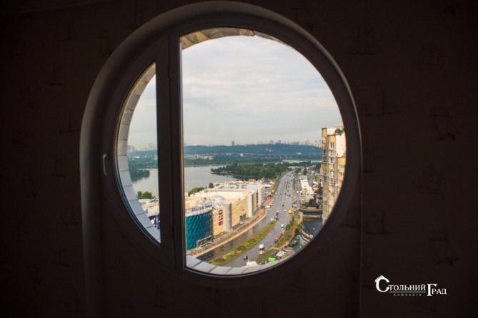 Аренда 5-к квартиры с панорамным видом на правый берег - АН Стольный Град фото 5