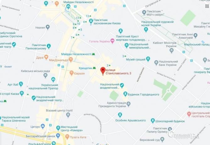 Продажа 3-к квартиры на Липках, ул.Станиславского 3 - АН Стольный Град фото 15