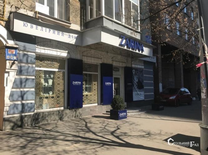 Оренда приміщення 133 кв.м з фасадним входом і вітринами в центрі - АН Стольний Град фото 1