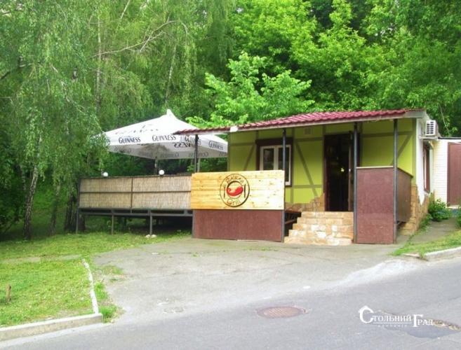 Оренда кафе з літнім майданчиком на Печерську - АН Стольний Град фото 1