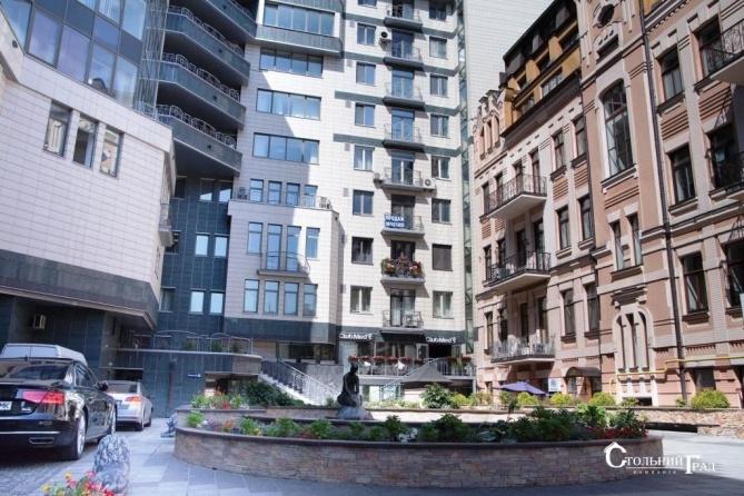 Оренда стильного офісу 200 кв.м в БЦ Панорама в центрі Києва - АН Стольний Град фото 4