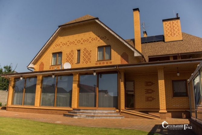 Продажа дома под Киевом в Чабанах - АН Стольный Град фото 3