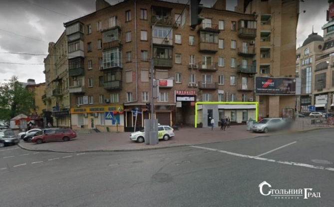 Продаж фасадного помещенія 103 кв.м з вітринами - АН Стольний Град фото 1