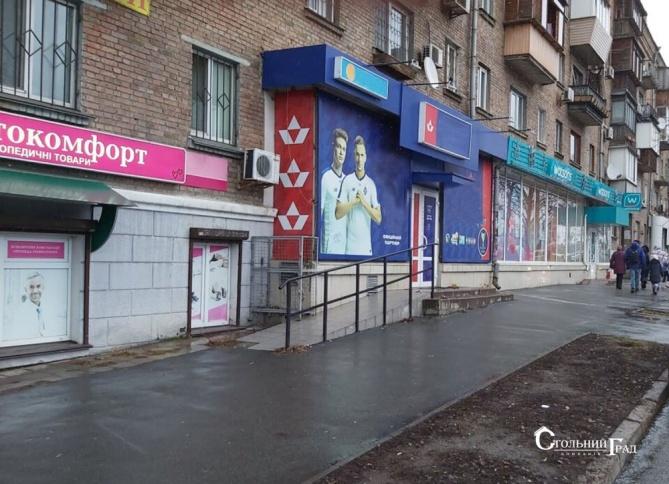 Оренда нежитлового фасадного приміщення 87.6 кв.м - АН Стольний Град фото 3