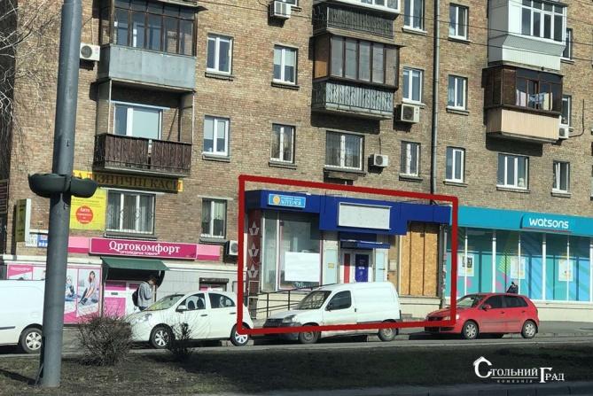 Оренда нежитлового фасадного приміщення 87.6 кв.м - АН Стольний Град фото 1