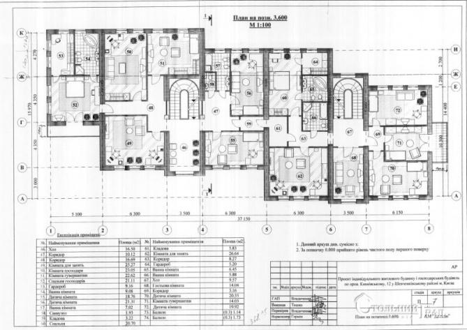 Продам новий будинок під бутик-готель в Києві на Львівській площі - АН Стольний Град фото 7