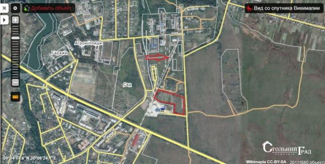 Продаж ділянки 2 га під промислово-логістичний будівництво - АН Стольний Град фото 5