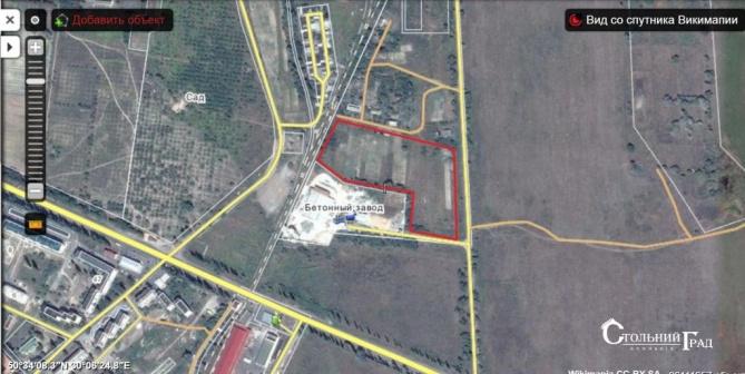Продаж ділянки 2 га під промислово-логістичний будівництво - АН Стольний Град фото 1