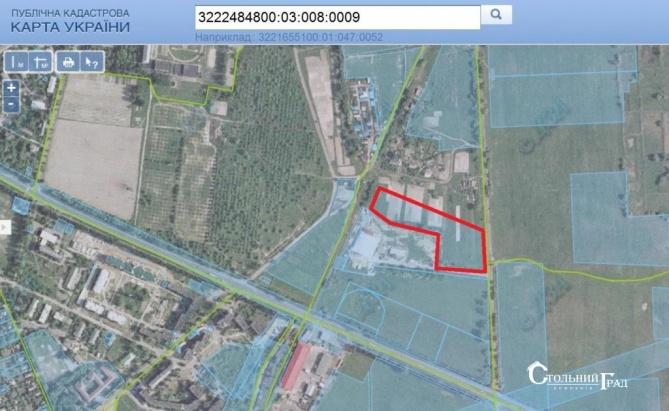 Продаж ділянки 2 га під промислово-логістичний будівництво - АН Стольний Град фото 6