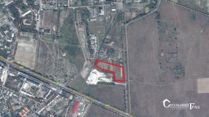 Продаж ділянки 2 га під промислово-логістичний будівництво - АН Стольний Град фото 8