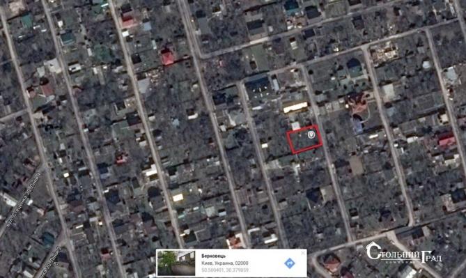 Продаж земельної ділянки вул.Газопроводная - АН Стольний Град фото 1