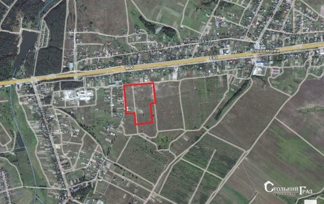 Продажа участка 6.25 га 15 км от Киева - АН Стольный Град фото 1
