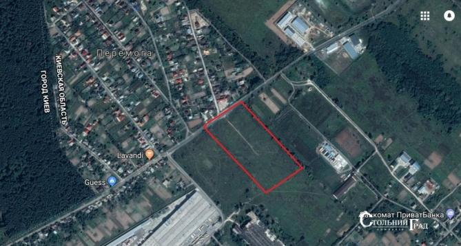 Продам участок под промышленное строительство в Броварах - АН Стольный Град фото 6