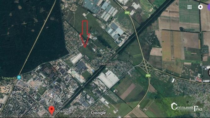 Продам участок под промышленное строительство в Броварах - АН Стольный Град фото 5