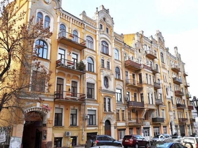 Продажа квартиры на Андреевском спуске - АН Стольный Град фото 1