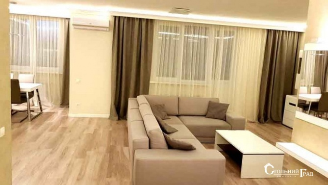 Продам 3-к квартиру в центрі з ремонтом в новому будинку - АН Стольний Град фото 2