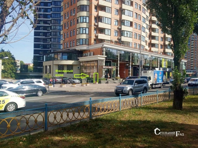 Оренда нежитлового приміщення в центрі бул. Лесі Українки 7а - АН Стольний Град фото 1