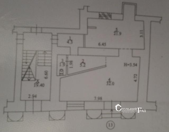 Продам фасадное помещение ул. Саксаганского 65 - АН Стольный Град фото 4